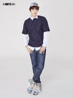 13.06.16 | Atualização do site da Hat's On com Baekhyun.