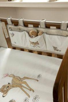 Disney Bambi Baby Comforter Crib Nursery Bedding Ad