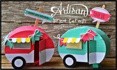 Mini Camper- Whole Lotta Love Project Planner Valentines 2014