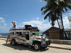 Jeepneys my new favorite things Olongapo, Jeepney, Swimming Holes, Palawan, The Province, Island Beach, Pinoy, Tricycle, Public Transport