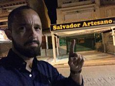 Tiendas en Campello,web corporativa www.salvadorartesano.com y app o aplicación móvil para ios y android