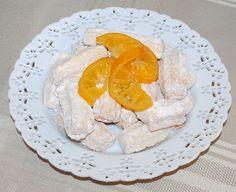 Fashion meets Food: Southern Lemon Straws