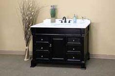 "60"" Bellaterra Home Bathroom Vanity 205060-S-ES #BathroomRemodel #BlondyBathHome #BathroomVanity #TransitionalVanity"