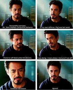 Iron Man 2 - why Tony doesn't qualify for the Avengers Initiative Marvel Dc, Marvel Funny, Marvel Movies, Marvel Heroes, Geeks, Hulk, Robert Downey Jr., Man 2, Iron Man