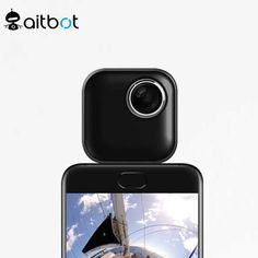 2017 New 360 degree VR Panorama Camera for smartphone