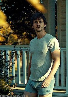 Will Graham~Hannibal Will, STAHP and go back inside