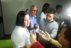Líderes Universitarios oficializan respaldo   a María Irma Noreña y Germán Aguirre