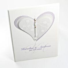 FlebbeArt: Hochzeitskarte