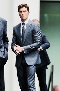 Jamie Dornan on Fifty Shades Of Grey