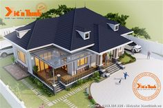 3d House Plans, Model House Plan, House Layout Plans, Duplex House Plans, Bedroom House Plans, House Layouts, Modern Bungalow House Design, Modern Small House Design, Dream Home Design