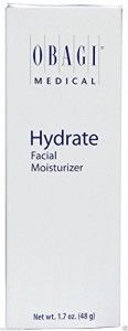Obagi Hydrate Facial Moisturizer 1.7 oz / 48g Authentic NiB Sealed