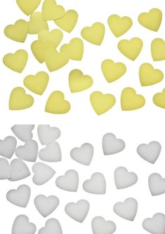 Solid heart confetti available in packs. Wedding Confetti, South Africa, Heart, Shop, Store
