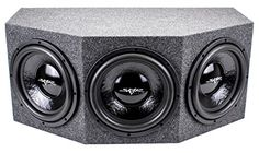 "Skar Audio Triple 12"" 1500 Watt Subwoofer Package - Includes 12-Inch Dual 2 Ohm Subwoofers in Sealed Box. For product info go to:  https://www.caraccessoriesonlinemarket.com/skar-audio-triple-12-1500-watt-subwoofer-package-includes-12-inch-dual-2-ohm-subwoofers-in-sealed-box/"