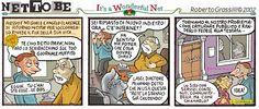 """11 giorni di AUGURI! Net To Be versione """"La Vita è Meravigliosa"""", terza puntata (dic.2002, """"restauro"""" dic.2014)"""