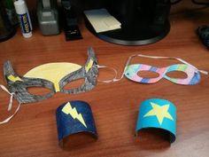 Superhero Academy: Spring Break Program at the Library