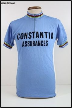 MAILLOT CYCLISME EQUIPE CONSTANTIA CYCLE rfFOOT494