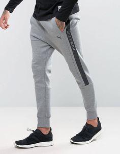 0b10801795b Puma - Evo Core - Pantalon de jogging - Gris 572444 04