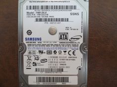 Samsung HM120JI (HM120JI/M) REV.A FW:YF100-18 (SSNS) 120gb Sata (Donor for Parts) - Effective Electronics