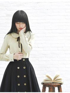 Crazy and Kawaii Desu Kawaii Fashion, Cute Fashion, Modest Fashion, Fashion Beauty, Fashion Outfits, Japanese Fashion, Asian Fashion, Simple Style, My Style