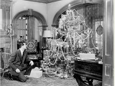 The Bishop's Wife (1947) - love that tree!