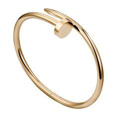 Juste un Clou bracelet - Pink gold - Fine Bracelets for women - Cartier