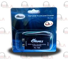 Sourcing-LA: CAMIS HL-100 High to Low Converter-BRAND NEW $7.45...