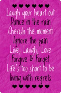love this! Live, Laugh, Love.