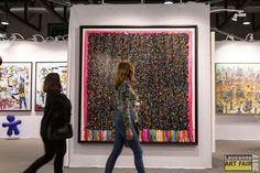 Contemporary ART FAIR Paris from 26 to 29 of March 2020 at Paris Expo Porte de Versailles Pavillon Bad Painting, Large Scale Art, Kinetic Art, Lausanne, Naive Art, Trade Show, Art Fair, Pop Art, Competition