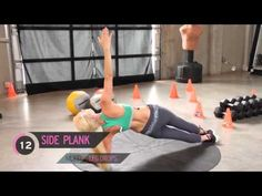 10 Minute Ab Workout How to Get a Six Pack - YouTube
