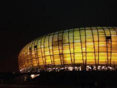 PGE ARENA Gdańsk by night (960×720) #stadium #arena #ilumination http://kalinowskipro.pl