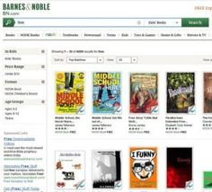 How to find free kids e-books