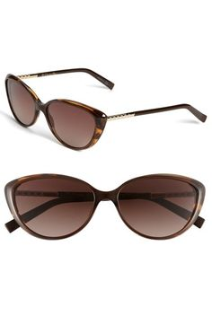 cc7b1b5f4542 Dior 56mm Cat Eye Sunglasses available at  Nordstrom Dior Sunglasses