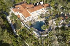 $75 Million Mega-Mansions - Biggest House in America Goes Up for Sale (All 90,000 Square Feet of It) (GALLERY)