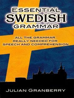 Essential Swedish Grammar (Dover Language Guides Essential Grammar) eBook: Julian Granberry: Amazon.com.br: Loja Kindle