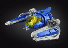 Blue Artamus Lego Duplo, Lego Ninjago, Lego Moc, Lego Pirate Ship, Lego Ship, Lego Juniors, Lego Jurassic World, Lego Dc Comics, Lego Marvel
