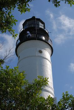 The Light House in Key West Florida -   http://www.historickeywestinns.com/to-do/for-history-buffs/