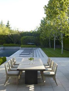 Andrea Cochran, Minimalist Landscape Design Wonder Modern Garden Design,  Pool Landscape Design, Landscape