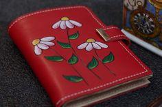 Zip Around Wallet, Leather