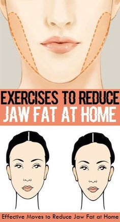 Effective Exercises to Reduce Jaw Fat at Home..