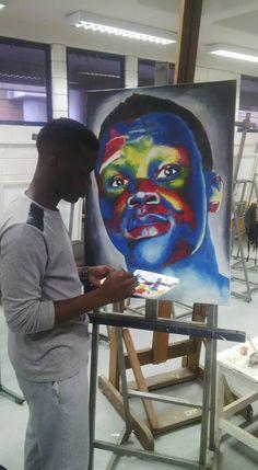 Carnival, Face, Creative, Painting, Design, Mardi Gras, Carnivals, Painting Art, Faces