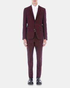 Jil Sander Online Store -Suit Men - Men's suits Men on Jil Sander Online Store