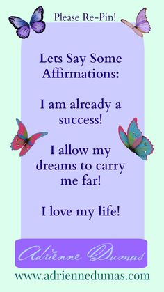 Take Time for You #Inspirational #Spiritual #Affirmations #AdrienneDumas Visit www.adriennedumas.com to sign up for my free newsletter and get inspired every week!