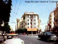 bd lalla yacout et 11 janvier