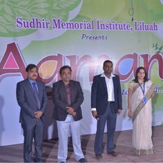 Sudhir Memorial Institute Liluah is a premier co-educational day school located in Liluah.