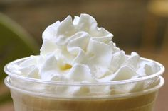 Sweet Tooth But Can't Tolerate Dairy? Here's Dairy-Free Whipped Cream.