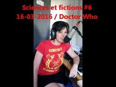 Sciences et fictions, une chronique dédiée aux sciences et à la science-fiction, présentée par Manuella Yapas. Sixième numéro - émission La Vie des Livres (Radio Plus) du 16 mars 2016. Sujet du jour : la série de science-fiction Doctor Who.  Manuella Yapas est aussi conteuse. N'hésitez pas à vous rendre sur son site : http://www.manuellayapas.fr/ Ou sur sa page Facebook : https://www.facebook.com/manuellayapasconteuse