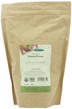 Davidson's Tea Bulk, Herb Pure Org Hibiscus Flowers, 16-Ounce Bag Davidson's Tea http://www.amazon.com/dp/B000SATIZA/ref=cm_sw_r_pi_dp_1u.1tb0CY41BH24W