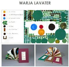 Warja Lavater couverture album