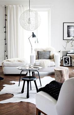 mooie huis /woon kamer