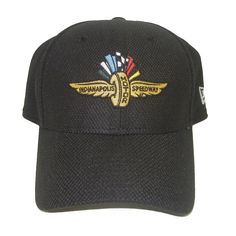 Indianapolis Motor Speedway Diamond Performance New Era 39Thirty Cap New  Era 39thirty d5380bcc0